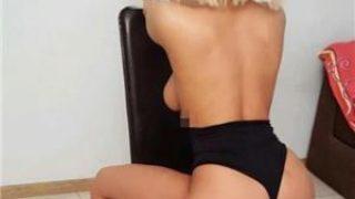 Blonda senzuala 150 ron ora